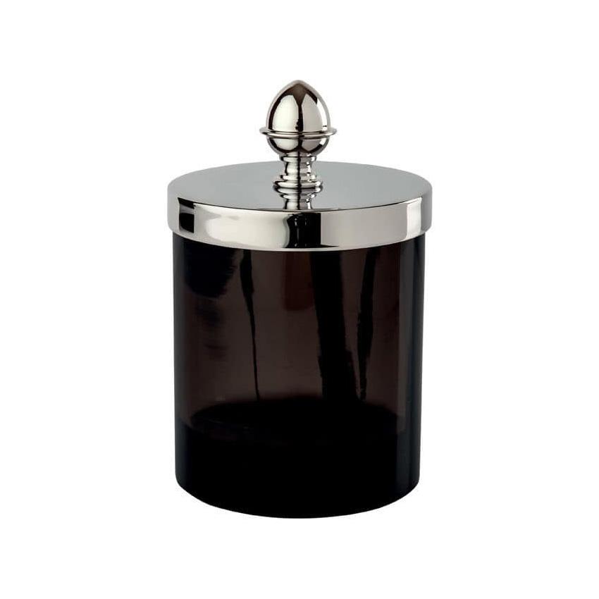 Obsidienne LISSE Cristal et Bronze элитные аксессуары для ванной